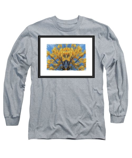 Windows Of The Soul Long Sleeve T-Shirt by Beto Machado