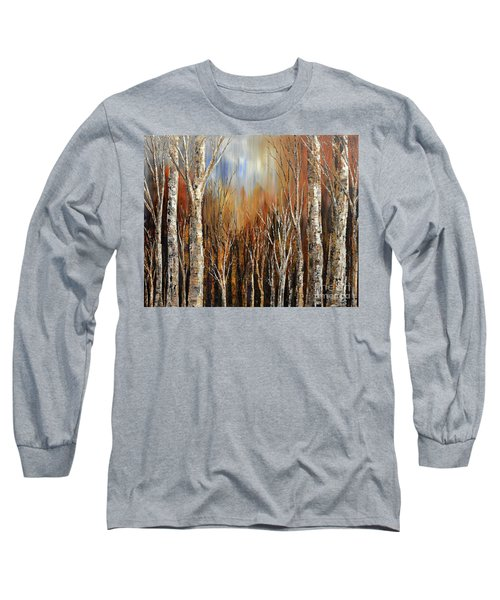 Winds Of Autumn Long Sleeve T-Shirt