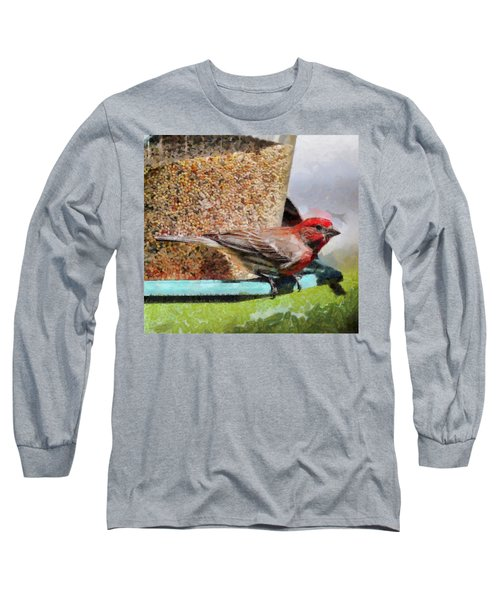 Windsor House Finch Long Sleeve T-Shirt