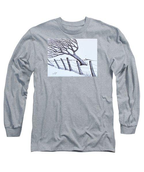Windy 24/7 Long Sleeve T-Shirt by Jack G Brauer