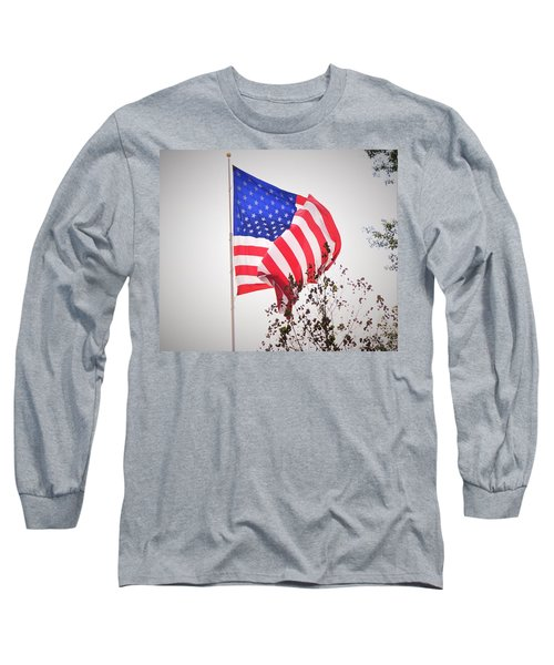 Long May It Wave Long Sleeve T-Shirt