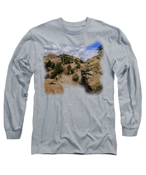 Windy Point No.13 Long Sleeve T-Shirt by Mark Myhaver