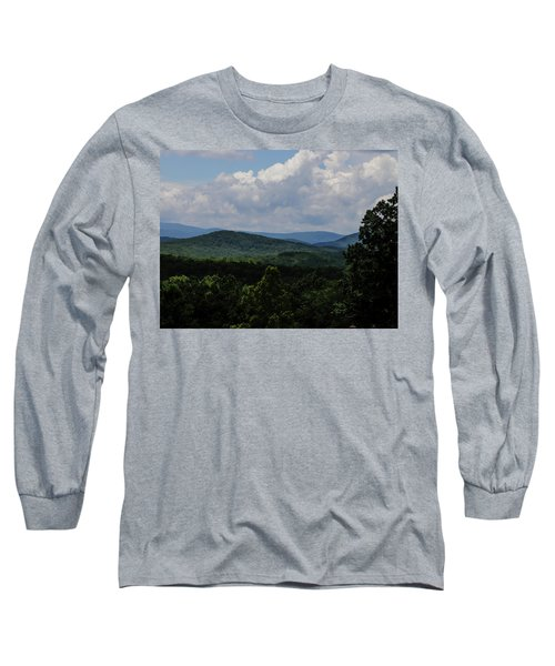 Winery Hlils Long Sleeve T-Shirt