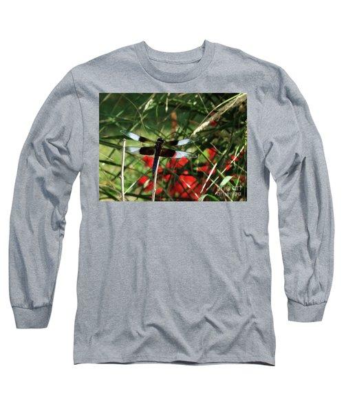 Winged Dragon Long Sleeve T-Shirt