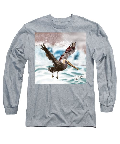 Wings IIi Long Sleeve T-Shirt