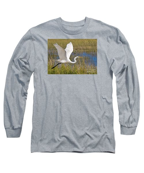 Wings Long Sleeve T-Shirt by Judy Kay