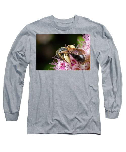 Long Sleeve T-Shirt featuring the photograph Wings N Thighs by Brian Hale