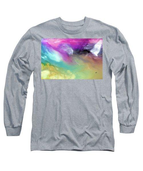 Wings Of Flight  Long Sleeve T-Shirt