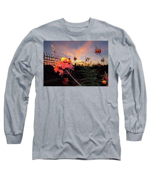 Wings Of Paradise Long Sleeve T-Shirt
