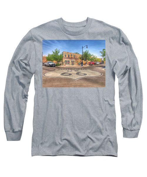 Winslow Arizona Long Sleeve T-Shirt