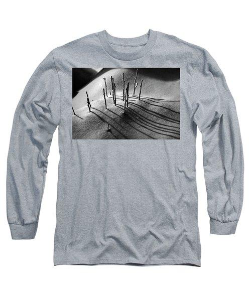 Winter 5 Long Sleeve T-Shirt by Alex Galkin