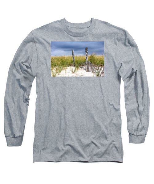 Long Sleeve T-Shirt featuring the photograph Who Knows How Long This Will Last by Dana DiPasquale
