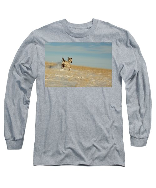 Winter Charger Long Sleeve T-Shirt