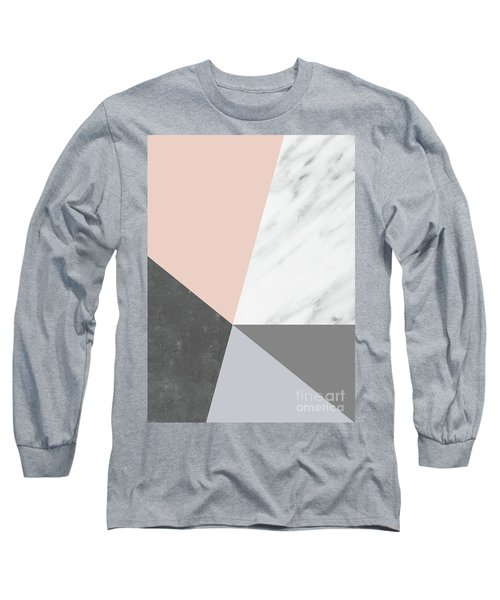 Winter Colors Collage Long Sleeve T-Shirt