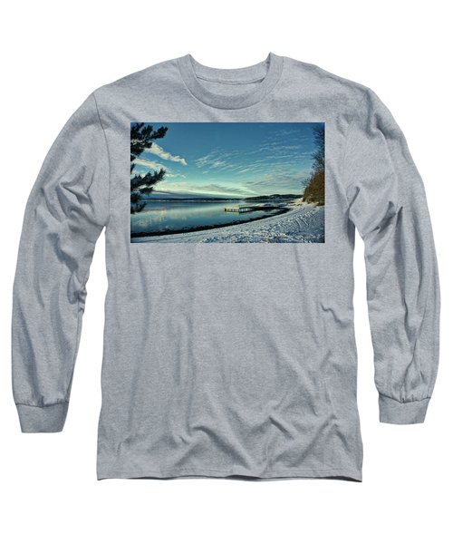 Winter Dock Long Sleeve T-Shirt
