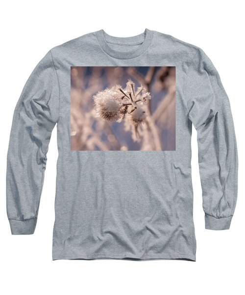Winter Frost Long Sleeve T-Shirt