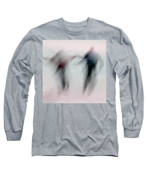 Winter Illusions On Ice - Series 1 Long Sleeve T-Shirt