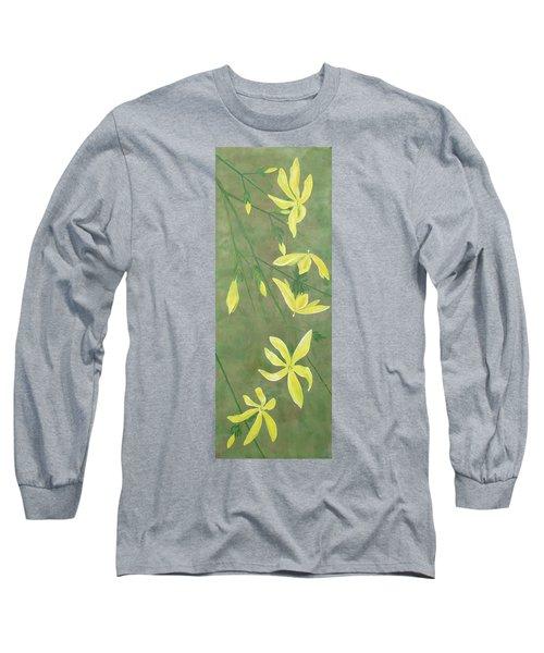 Winter Jasmine Long Sleeve T-Shirt