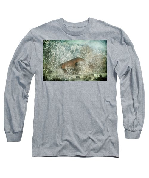 Winter Mood Long Sleeve T-Shirt