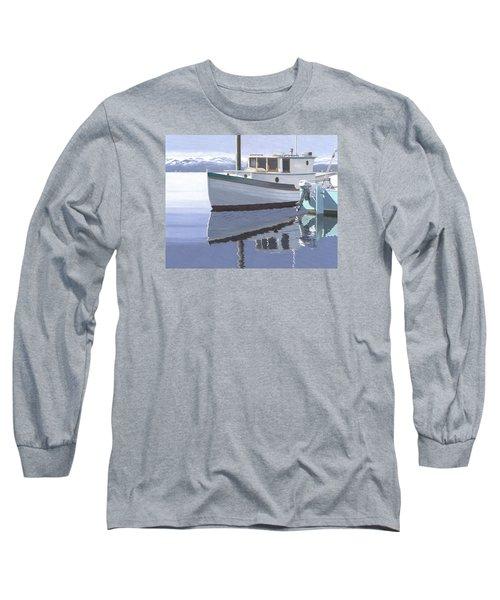 Winter Moorage Long Sleeve T-Shirt