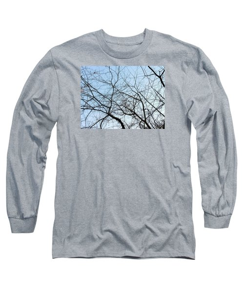 Winter Of Life Long Sleeve T-Shirt by Kay Gilley