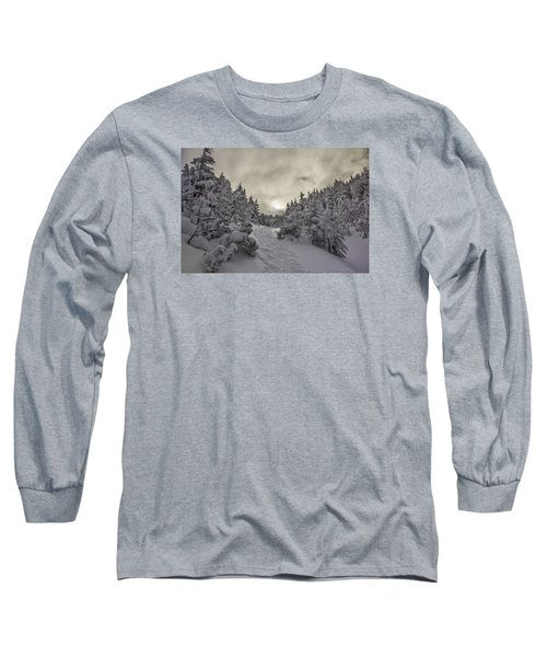Winter On The Ammo Trail Long Sleeve T-Shirt