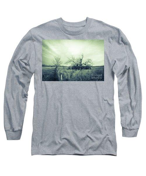 Winter Pecan Long Sleeve T-Shirt