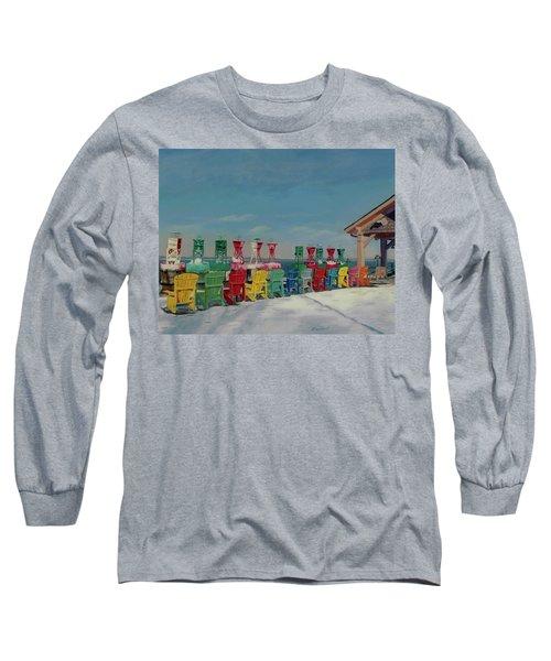 Winter Sentries Long Sleeve T-Shirt