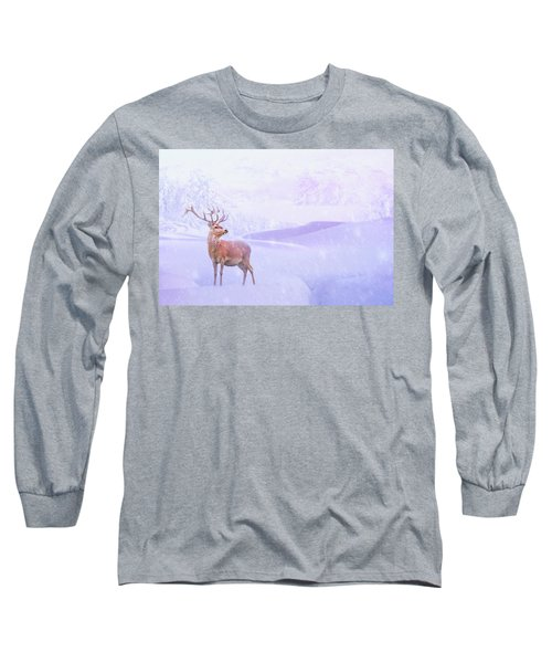 Winter Story Long Sleeve T-Shirt
