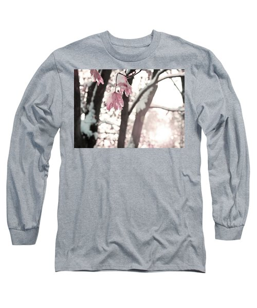Winter Sunrise Long Sleeve T-Shirt