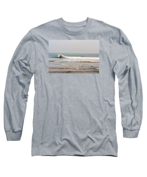 Winter Surfer Long Sleeve T-Shirt