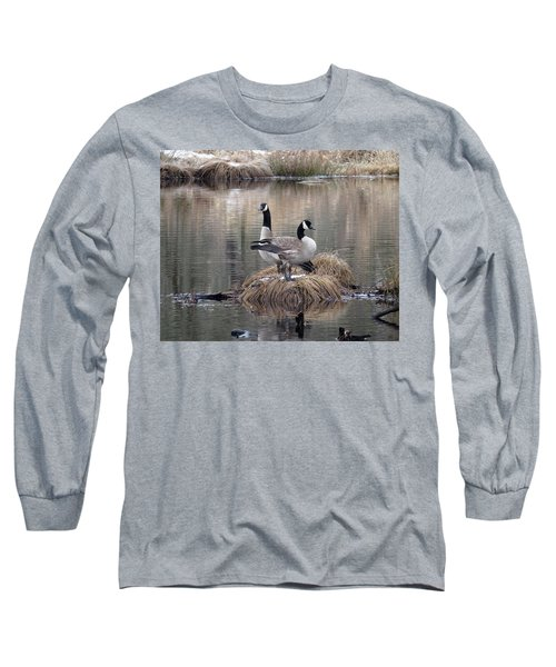 Winter Surprise Long Sleeve T-Shirt