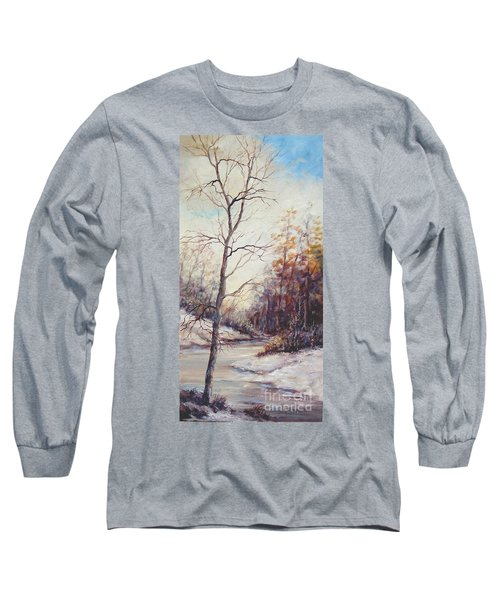 Winter Tree Long Sleeve T-Shirt
