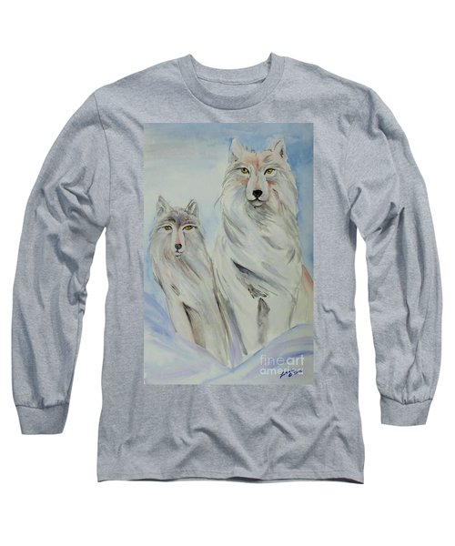 Winter Wolves Long Sleeve T-Shirt