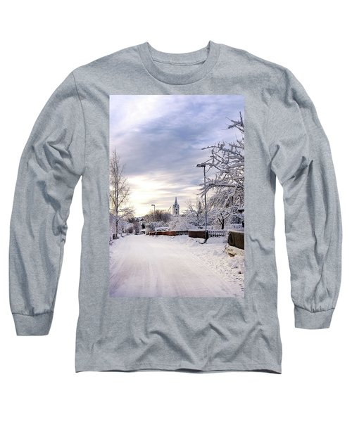 Winter Wonderland Redux Long Sleeve T-Shirt