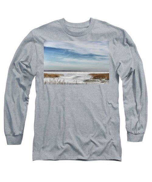 Winter Wonderland Long Sleeve T-Shirt by Tamera James