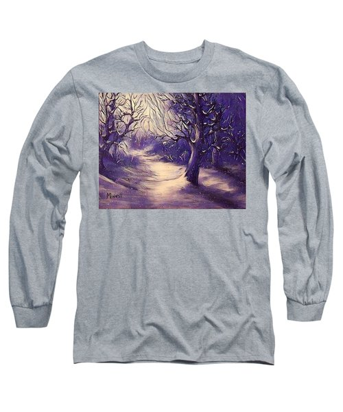 Winter's Beauty Long Sleeve T-Shirt