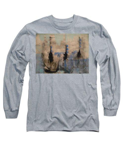 Winters Dream Long Sleeve T-Shirt