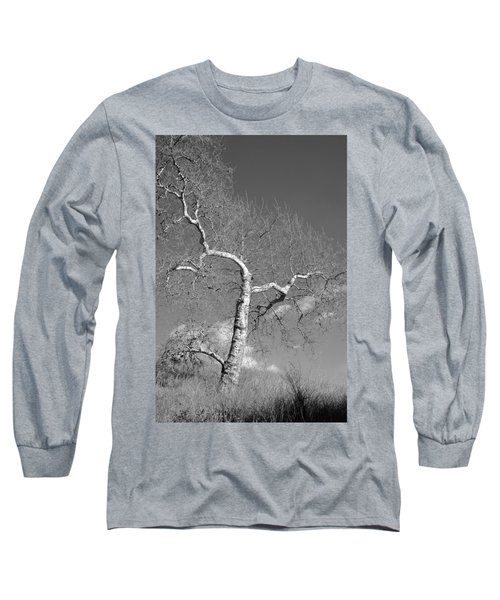 Winter's Ghost Long Sleeve T-Shirt