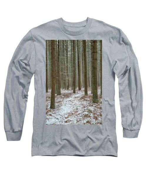 Winter's Trail Long Sleeve T-Shirt