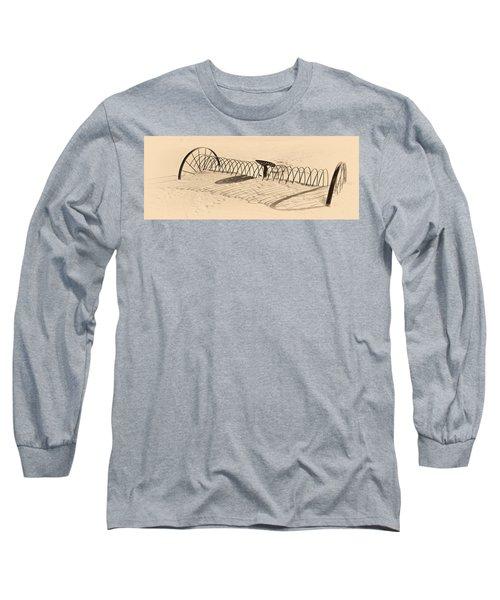 Winters Wait Long Sleeve T-Shirt