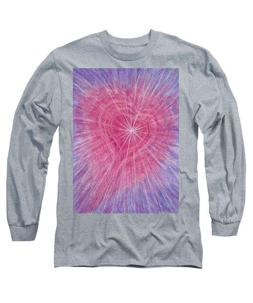 Wisdom Of The Heart Long Sleeve T-Shirt