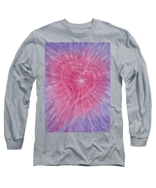 Wisdom Of The Heart Long Sleeve T-Shirt