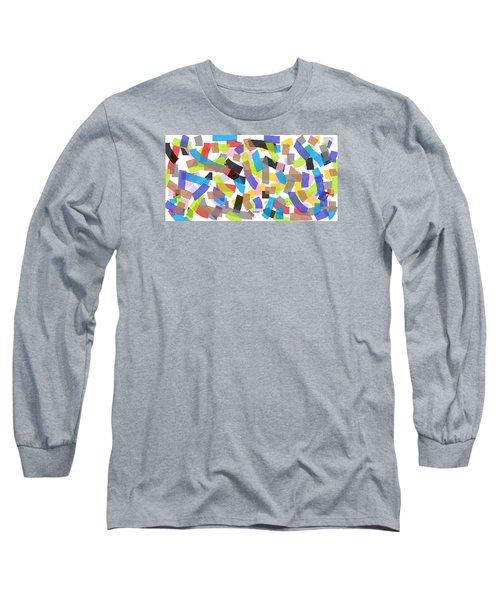 Wish -30 Long Sleeve T-Shirt by Mirfarhad Moghimi