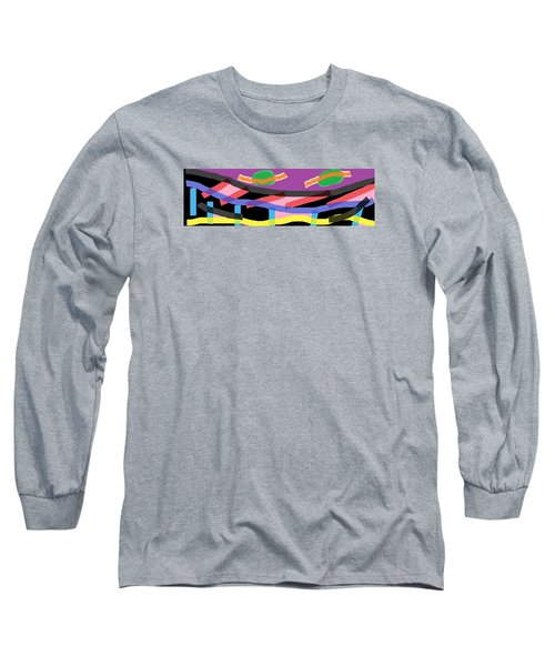 Wish - 52 Long Sleeve T-Shirt by Mirfarhad Moghimi