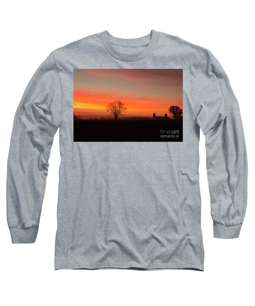 Wish You Were Here Long Sleeve T-Shirt