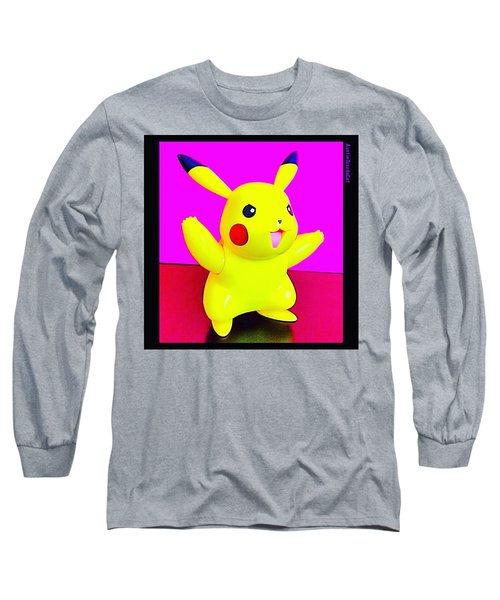Wishing You #sweet #colorful #silly Long Sleeve T-Shirt