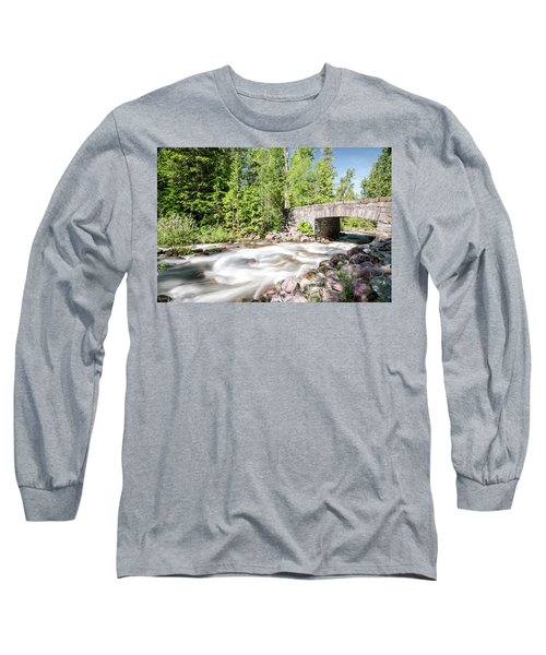 Wistful Afternoon Long Sleeve T-Shirt