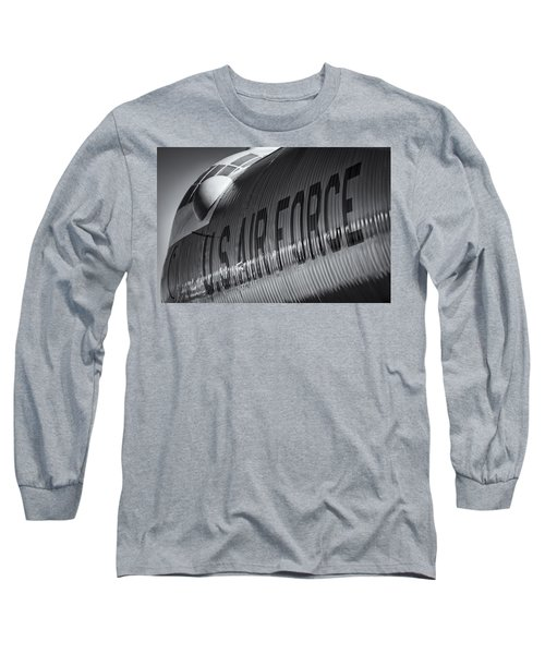 With Grey Comes Wrinkles Long Sleeve T-Shirt