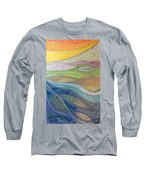 With The Flow Long Sleeve T-Shirt